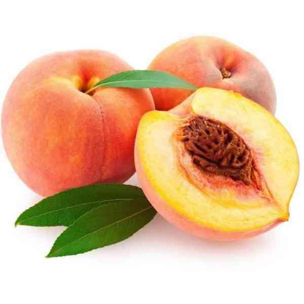 אפרסק - נוזל אידוי בהתאמה אישית, בטעם הפרי העסיסי