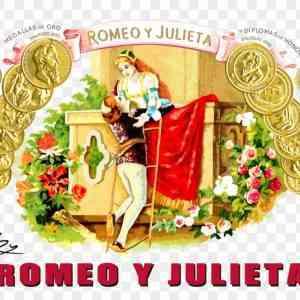רומיאו וג'וליאט ווייד צ'רצ'יל Romeo y Julieta Wide Cherchills