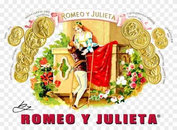 לוגו של חברת רומיאו וג'וליאטה