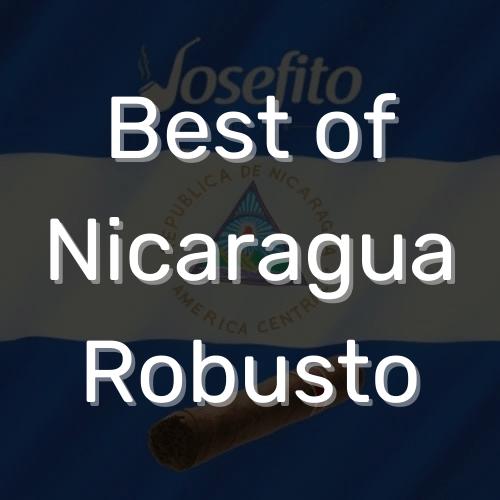 בסט אוף ניקרגואה רובוסטו סיגר מעולה
