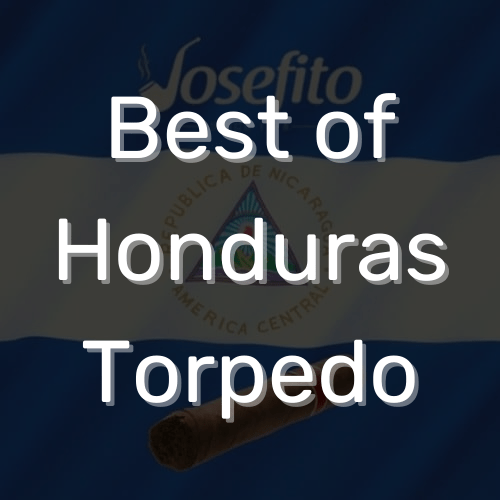 סיגר מבית בסט אוף ניקרגואה טורפדו