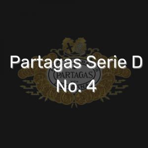 פרטגס סדרה D מספר 4 | Partagas Serie D No. 4