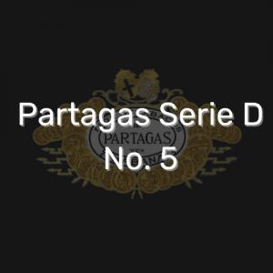 פרטגס סדרה D מספר 5 | Partagas Serie D No. 5