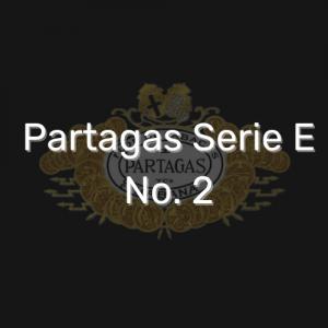 פרטגס סדרה E מס. 2 | Partagas Serie E No. 2