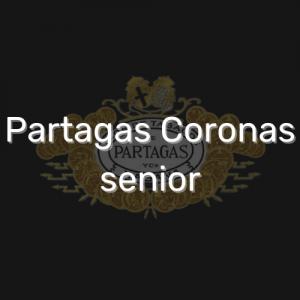 פרטגס קורונס סניור | Partagas Coronas senior