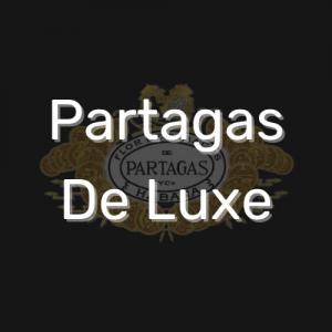 פרטגס דה לוקס | Partagas de Luxe