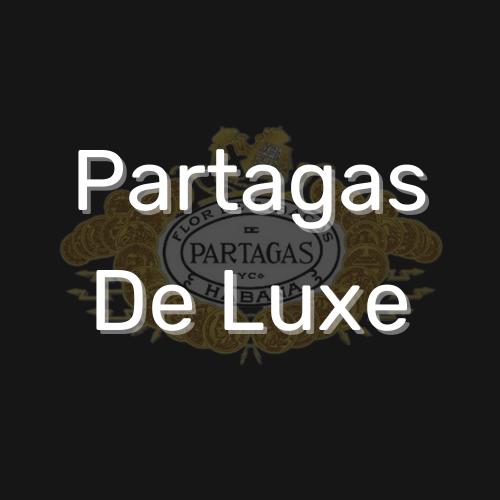 סיגר קובני מבית פרטגס דה לוקסס