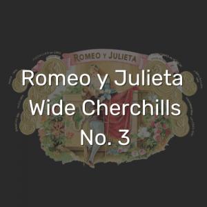 רומיאו וג'וליאט מס. 3 | Romeo y Julieta No. 3