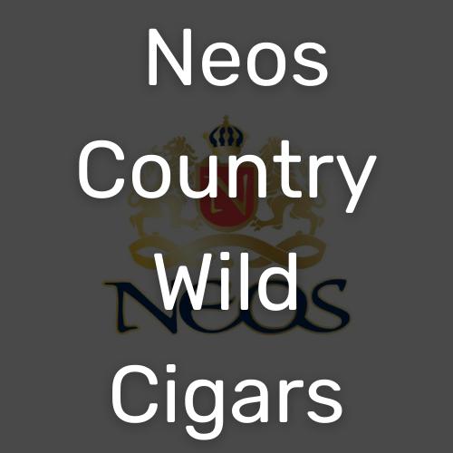 נאוס קאנטרי ווילד סיגר מגיע בחפיסה של 10 סיגרים