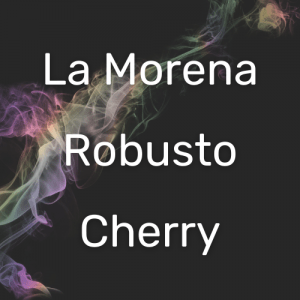 לה מורנה רובוסטו דובדבן | La Morena Robusto Cherry