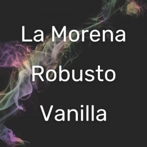 לה מורנה רובוסטו וניל | La Morena Robusto Vanilla