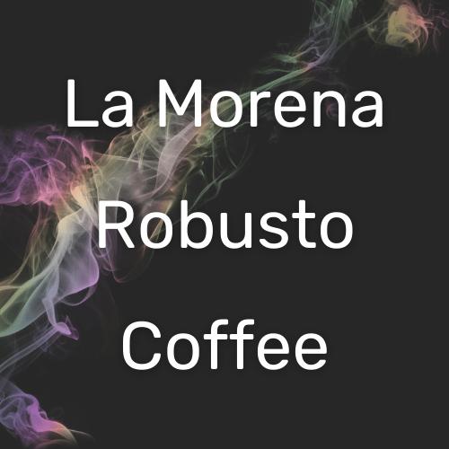 לה מורנה רובוסטו קפה סיגר בטעם עשיר ומשובח