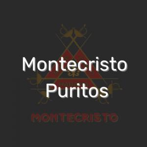 5 סיגרלות מונטקריסטו פוריטוס | Montecristo Puritos