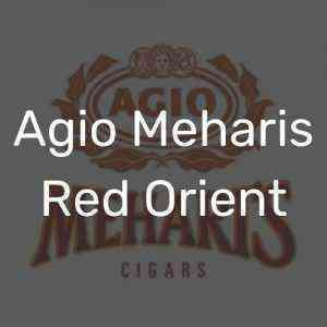 סיגרלות מהריס רד אוריינט | Agio Meharis Red Orient