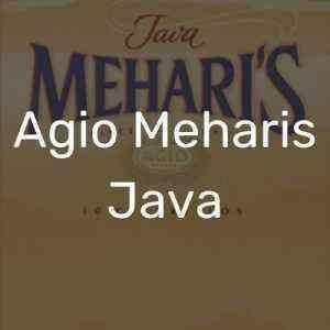 סיגרלות מהריס ג'אווה | Agio Meharis Java