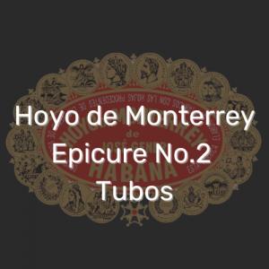 הוג'ו דה מונטריי   Hoyo de Monterrey Epicure No.2 Tubos