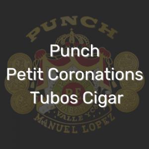 פאנץ' פטיט קורוניישן | Punch Petit Coronations Tubos Cigar