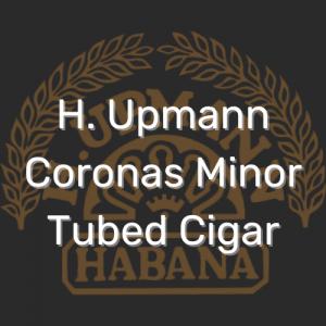 ה. אופמן קורונס מיינור סיגר | H. Upmann Coronas Minor Tubed Cigar