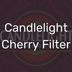 סיגר קנדלייט שרי פילטר | Candlelight Cherry Filter