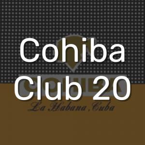 קוהיבה קלאב 20   Cohiba Club 20
