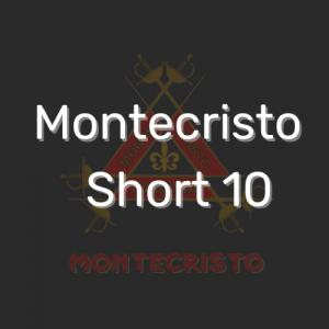 מונטקריסטו שורט 10 | Montecristo Short 10